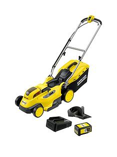 karcher-lmo-18-36-cordless-lawn-mower-battery-set