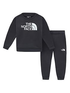 the-north-face-toddler-surgent-crew-set-grey