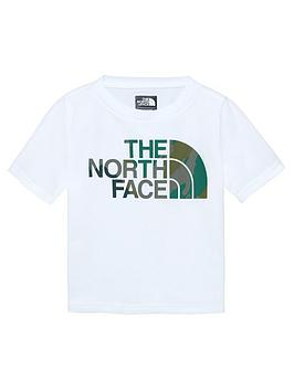 the-north-face-toddler-easy-short-sleeve-t-shirt-whitegreen