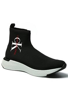 calvin-klein-adalea-sock-trainer-black