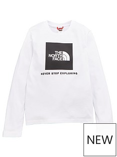the-north-face-new-long-sleeve-box-logo-t-shirt-white