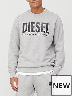diesel-division-logo-sweatshirt-grey