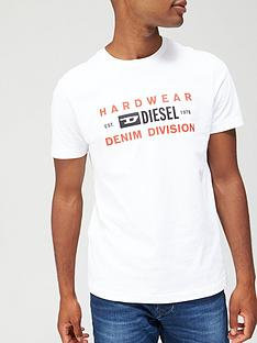 diesel-hardware-denim-division-logo-t-shirt-white