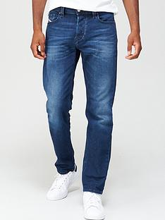 diesel-larkee-beex-mid-rise-tapered-fit-jean-dark-wash