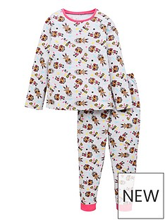 lol-surprise-girlsnbspmusic-all-over-print-long-sleeve-pjs-multi