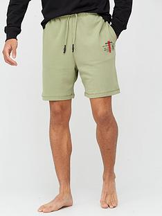 diesel-diego-lounge-sweat-short-khaki