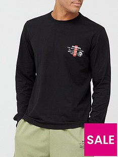 diesel-diego-lounge-long-sleeve-t-shirt-black
