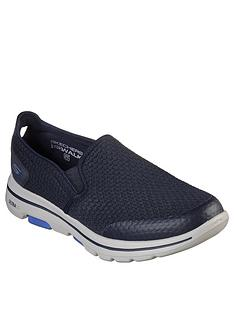 skechers-gowalk-5-slip-on-trainers-navy