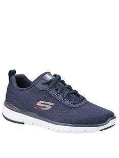 skechers-flex-advantage-30-trainers-blue