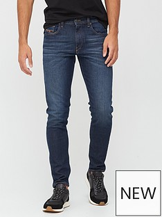 diesel-d-strukt-mid-rise-slim-fit-jean-dark-wash