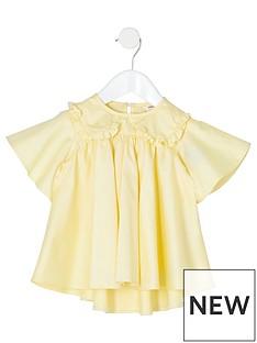 river-island-mini-girls-poplin-shirt-yellow