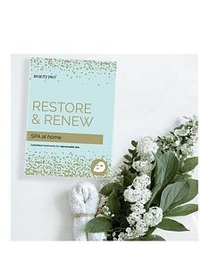 beauty-pro-restore-renew-face-mask-set