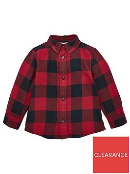 mini-v-by-very-boys-check-shirt-red