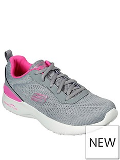 skechers-skech-air-dynamight-trainers-greypink