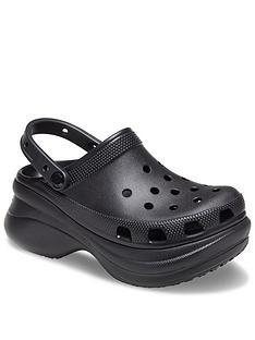 crocs-classic-bae-wedge-clog-shoe-black