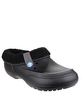 crocs-blitzen-iiinbspuni-lined-flat-shoe-black