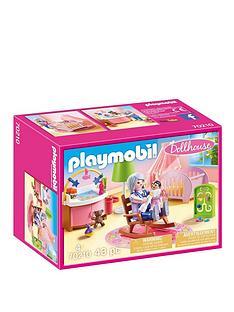 playmobil-70210-dollhouse-nursery
