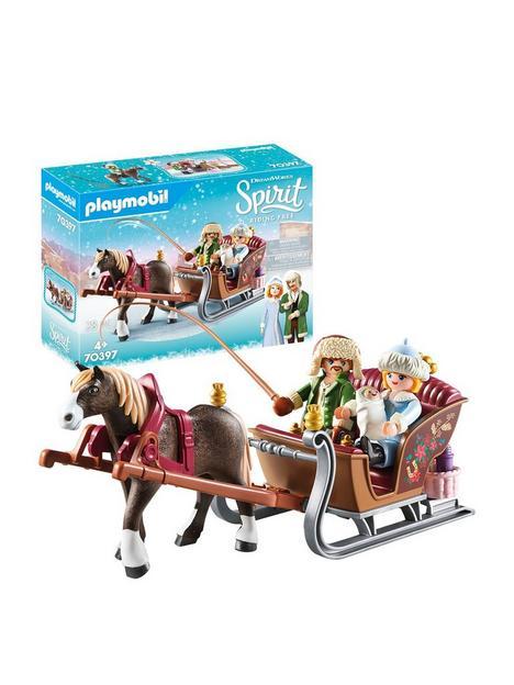 playmobil-dreamworks-spirit-70397-winter-sleigh-ride-by-playmobil