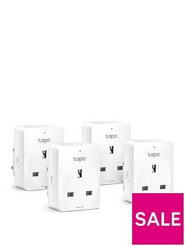 tp-link-tapo-p100-smart-socket-4-pack