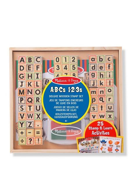 melissa-doug-deluxe-wooden-stamp-set-abc-123