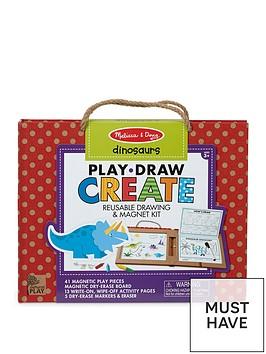 melissa-doug-reusable-drawing-and-magnet-kit-dinosaurs