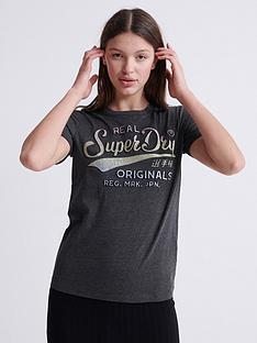 superdry-real-original-glitter-embossed-t-shirt-dark-grey