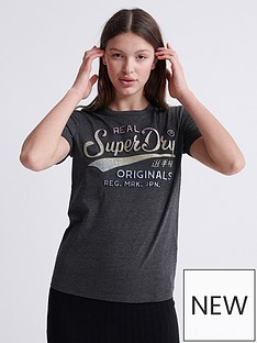 superdry-real-original-glitter-embossed-t-shirt-dark-grey
