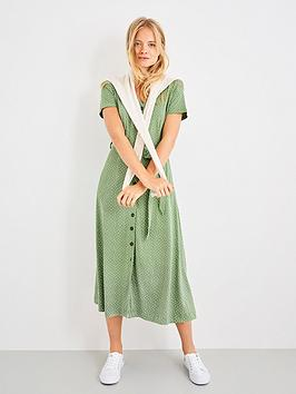 white-stuff-simple-life-dress-green