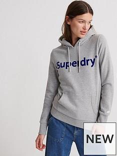 superdry-registered-flock-hoodie-grey