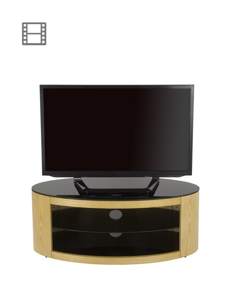 avf-buckingham-oval-affinity-1100nbsptv-stand-oakblack-fits-up-to-55-inch-tv
