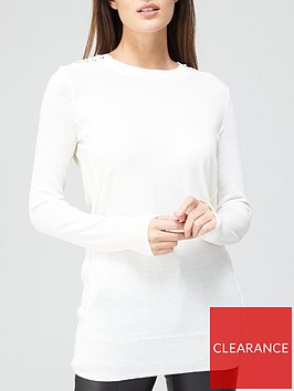 v-by-very-eyelet-shoulder-detail-longlinenbsptunic-white