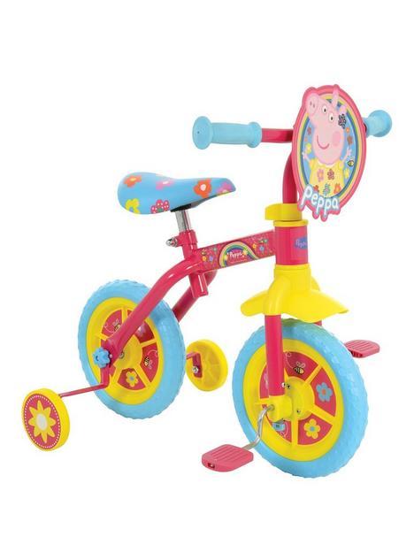 peppa-pig-2-in-1-10-inch-training-bike