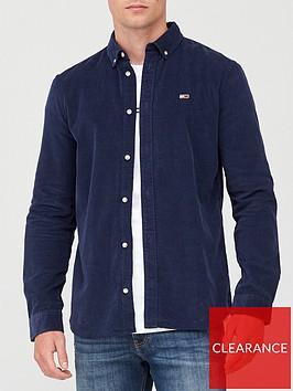 tommy-jeans-tjmnbspcorduroy-shirt-navy