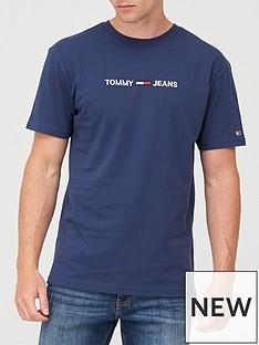 tommy-jeans-tjmnbspstraight-logo-t-shirt-navy