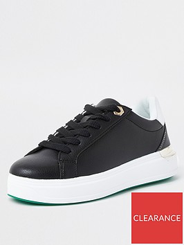 river-island-chunky-lace-up-trainer-black