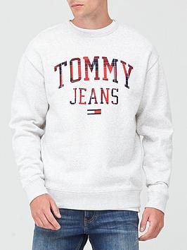 tommy-jeans-tjm-plaid-tommy-graphic-crew-sweatshirt-grey