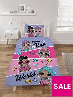 lol-surprise-babies-run-the-world-single-duvet-cover-set
