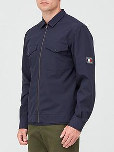 tommy-hilfiger-peached-nylon-overshirt-navy
