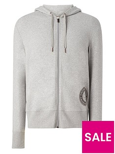 calvin-klein-circle-logo-lounge-zip-through-hoodie-grey-heather