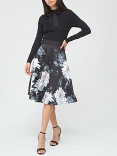 ted-baker-clove-full-skirted-dress-black