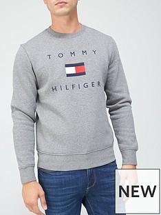 tommy-hilfiger-tommy-flag-hilfiger-sweatshirt-grey