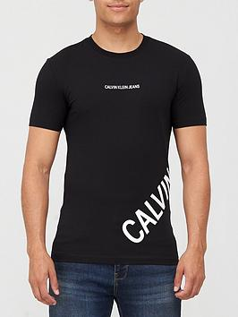 calvin-klein-jeans-stretch-logo-fashion-t-shirt-black