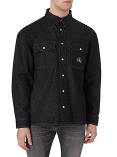 calvin-klein-jeans-oversized-denim-shirt-denim-blue