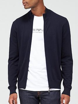 emporio-armani-knitted-zip-through-logo-jumper-navy