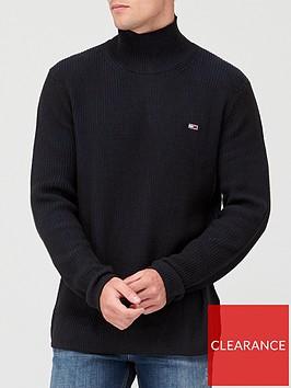 tommy-jeans-tjmnbsphigh-mock-sweater-black