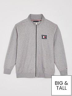 tommy-hilfiger-icon-essentials-zip-thru-sweat-grey-marl