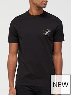 emporio-armani-embroidered-logonbspt-shirt-black