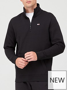 tommy-jeans-tjmnbspdetail-mock-neck-sweatshirt-black