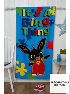 bing-bunny-itrsquos-a-bing-thing-towelnbsp