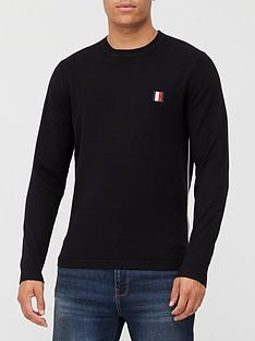 tommy-hilfiger-modern-essentials-sweatshirt-black